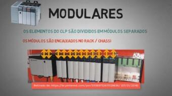 CLP #6 – 2 Tipos de CLP: Modular e Compacto
