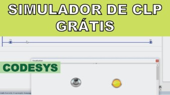 CLP #23 – SIMULADOR GRÁTIS DE CLP: CODESYS