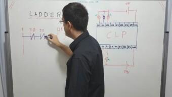 CLP #18 – Ladder e o Contato Normal Fechado