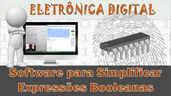 Eletrônica Digital #61: Software para Simplificar Expressoes Booleanas