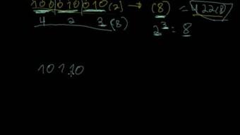 Eletrônica Digital #18 – Conversão direta Binário e Octal
