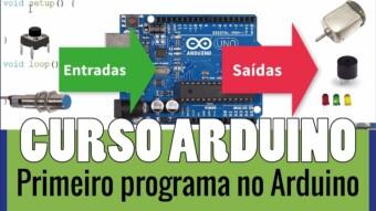 ARDUÍNO #12: Primeiro Programa no Arduíno
