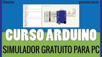 ARDUÍNO #10: Simulador de Arduino e PIC Gratuito para PC – SimulIDE