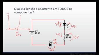 AULA 17 – Outro circuito CC com Diodos