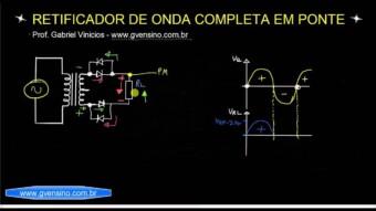Aula 44 – Falsa Ponte Retificadora de diodos 2