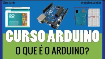 ARDUÍNO #4: O que é o Arduíno? É um Microcontrolador? Uma placa?