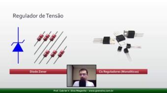 Eletrônica Analógica #70 – Reguladores de Tensão
