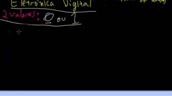 Eletrônica Digital #01 – Eletrônica Analógica X Digital
