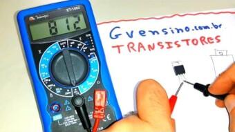 Transistores na Prática! – Identificando, Medindo e Testando o Transistor