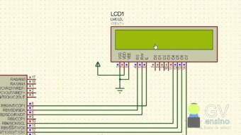 Microcontroladores PIC C – Usando Display de LCD passo a passo via CCS Parte 2