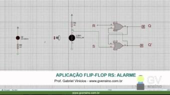 Eletrônica Digital II: #06 Outro Exemplo de Aplicação do Flip Flop (latch) RS