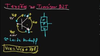 Transistor #11 – Tensões no Transístor