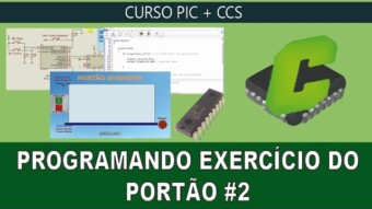 PIC #27: [CCS] Programando um Portão Parte 2