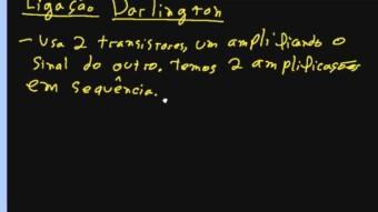 Transistor #15 – Ligação Darlington