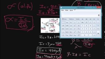 Transistor #08 – resolvendo cálculos com transístor