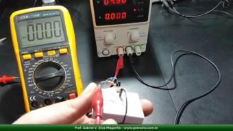 Transistor #17 – O mais simples dos circuitos transistorizados – Cálculo e Prática